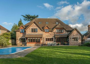 Thumbnail 7 bed detached house for sale in Hill Brow, Bickley, Bromley