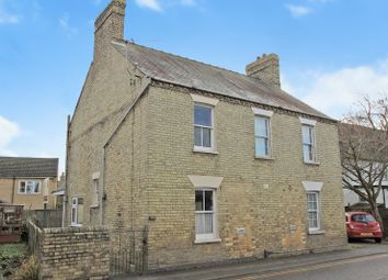 Thumbnail 2 bedroom semi-detached house for sale in High Street, Cottenham, Cambridge