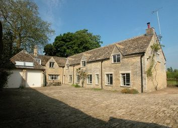 Thumbnail 4 bed detached house to rent in Down Ampney, Cirencester, Glos