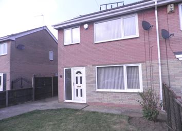 Thumbnail 3 bed semi-detached house to rent in St Michaels Drive, Thorne, Doncaster