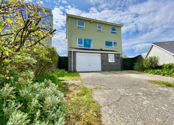 Thumbnail 4 bed detached house for sale in Bro Cymerau, Pwllheli