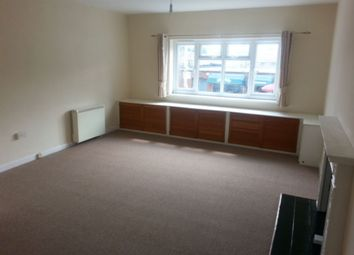 Thumbnail 2 bed flat to rent in Melton Road, Syston