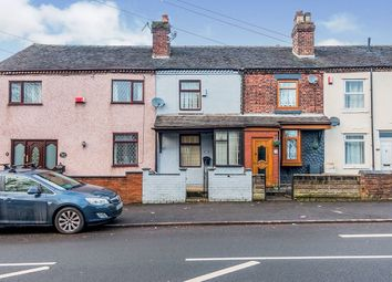 2 bed terraced house for sale in Weston Coyney Road, Stoke-On-Trent ST3