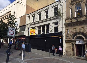 Thumbnail Retail premises to let in 4/6 Darley Street, Bradford
