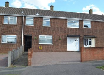 Thumbnail 3 bed terraced house for sale in King George Road, Walderslade, Chatham