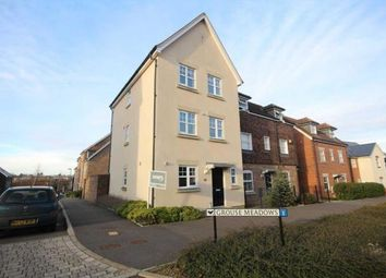 Thumbnail 3 bed town house to rent in Harrier Way, Bracknell