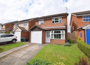 Thumbnail 3 bed detached house for sale in Jane Close, Aylesbury