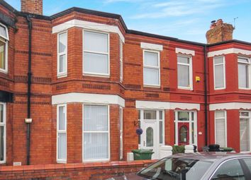 3 bed terraced house for sale in Cecil Road, New Ferry, Wirral CH62