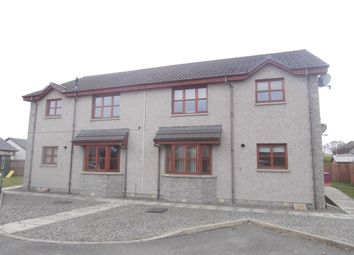 Thumbnail 2 bed flat to rent in Bain Road, Linkwood, Elgin