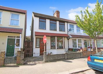 Thumbnail 3 bedroom end terrace house for sale in Bromley Road, Walthamstow, London