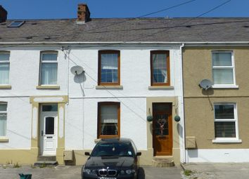 Thumbnail 2 bed terraced house to rent in Penybanc Road, Ammanford, Carmarthenshire.