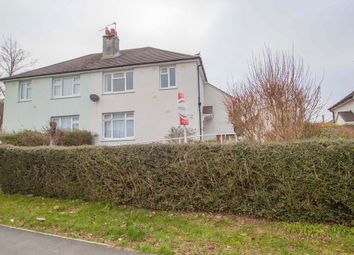 Thumbnail 1 bed flat for sale in Budshead Road, Crownhill, Plymouth