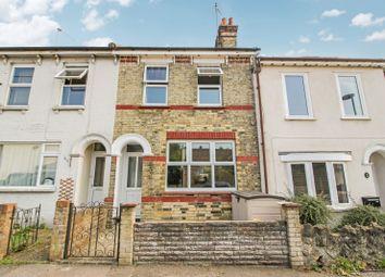 Essex Road, Halling, Kent ME2. 4 bed terraced house