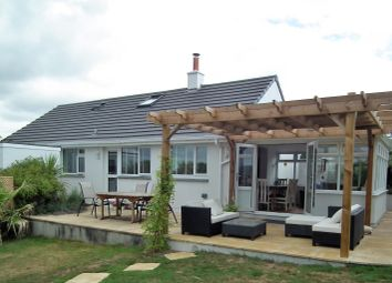 4 bed detached bungalow for sale in Bodrigan Road, East Looe, Cornwall PL13