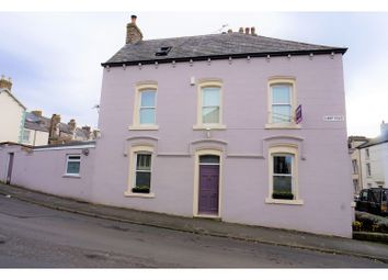 Thumbnail 3 bed semi-detached house for sale in Camp Road, Maryport