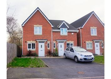 Thumbnail 2 bed semi-detached house for sale in Little Owl Close, New Oscott