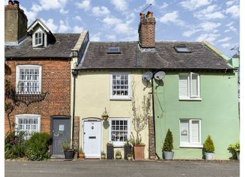 Thumbnail 3 bed terraced house for sale in Fitzalan Road, Arundel