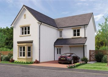 "Thumbnail 4 bed detached house for sale in ""Travers"" at Lenzie, Kirkintilloch, Glasgow"