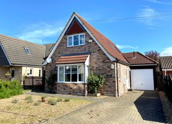 Thumbnail 3 bed detached house for sale in Bosserts Way, Highfields Caldecote, Cambridge