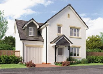 "Thumbnail 3 bedroom detached house for sale in ""Irvine"" at Mossgreen, Crossgates, Cowdenbeath"