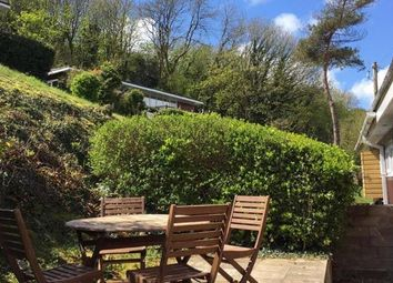 Thumbnail 2 bed semi-detached bungalow for sale in Summercliff Chalets, Caswell Bay, Swansea