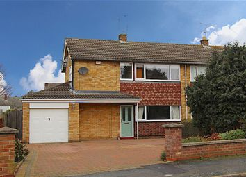 Thumbnail 3 bed semi-detached house for sale in Highcliffe Road, Grantham