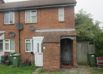 Thumbnail 1 bed flat to rent in Wyatt Road, Crayford, Kent