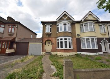 Thumbnail 3 bed semi-detached house for sale in Dawlish Drive, Ilford, Essex