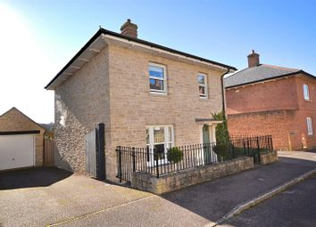 Thumbnail 3 bed detached house for sale in Houndsell Way, West Allington, Bridport