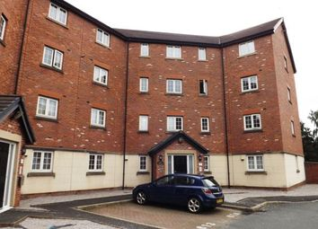 Thumbnail 1 bed flat for sale in Underwood Court, 9 Giants Seat Grove, Manchester, Greater Manchester