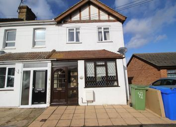 Thumbnail 2 bed property to rent in Barton Hill Drive, Minster On Sea, Sheerness