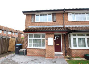 Thumbnail 2 bed property to rent in Princess Marys Road, Addlestone