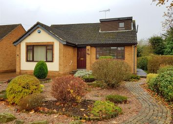 Thumbnail 3 bed detached bungalow for sale in Back Lane, Hilton, Derby