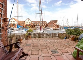 Thumbnail 4 bedroom town house for sale in Sennen Place, Port Solent, Portsmouth