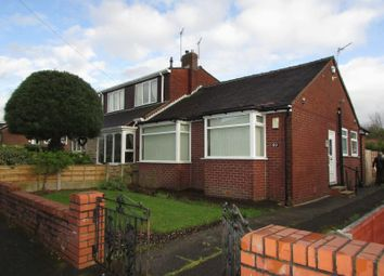 Thumbnail 2 bed bungalow for sale in Oakbank Avenue, Chadderton, Oldham