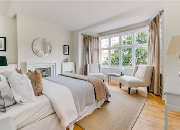 Thumbnail 3 bed flat for sale in Madrid Road, London