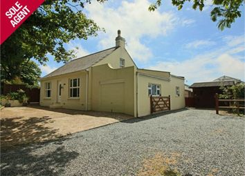 Thumbnail 4 bed detached house for sale in Bailiffs Cross Road, St. Andrew, Guernsey