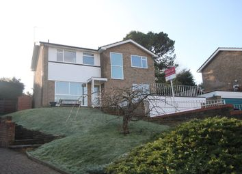 Thumbnail 4 bed detached house to rent in Hartley Close, Bickley, Bromley