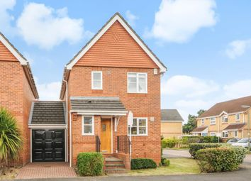 Thumbnail 3 bed link-detached house for sale in Egham, Surrey
