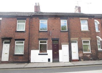 Thumbnail 2 bed terraced house for sale in London Road, Chesterton, Newcastle