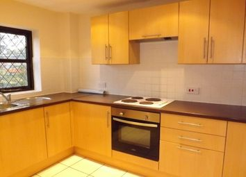 Thumbnail 1 bed flat to rent in Cambridge Street, St. Neots