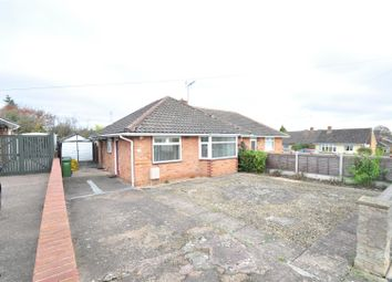 Thumbnail 2 bed semi-detached bungalow to rent in Witton Avenue, Droitwich