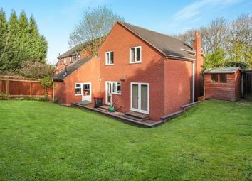 Thumbnail 4 bedroom detached house for sale in Trajan Hill, Coleshill, Birmingham, Warwickshire