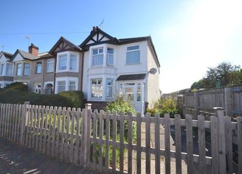 Thumbnail 3 bed terraced house for sale in Redesdale Avenue, Coundon, Coventry