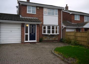 Thumbnail 3 bedroom detached house to rent in Orchard Close, Austrey, Nuneaton