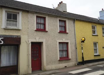 Thumbnail 2 bedroom terraced house to rent in West Street, Fishguard, Pembrokeshire