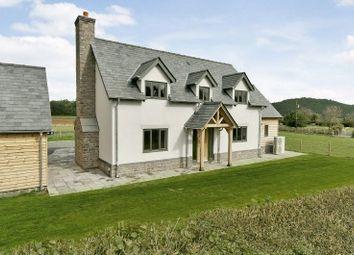 Thumbnail 4 bed detached house to rent in Watery Lane, Walton, Presteigne