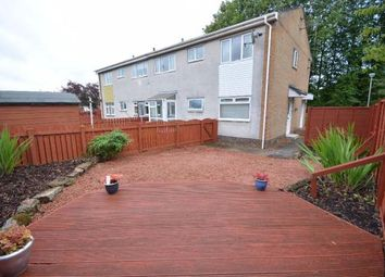 Thumbnail 2 bed flat for sale in Harperland Drive, Kilmarnock