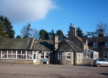 Thumbnail Leisure/hospitality for sale in Pittentrail Inn And Self-Catering Flats, Rogart, Sutherland