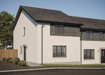 Thumbnail 3 bed semi-detached house for sale in Plot 251 Rowett South, Bucksburn, Aberdeen